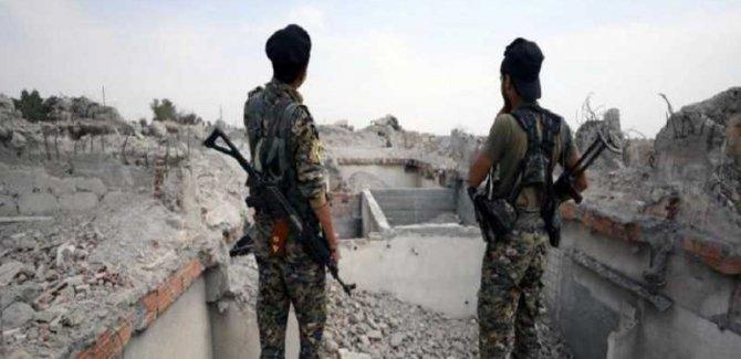IŞİD Rakka'ya Saldırdı