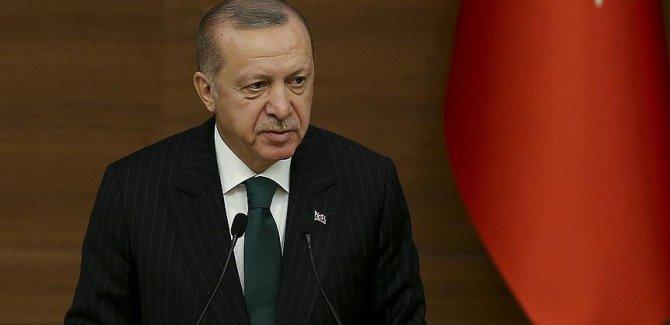 Erdoğan: Türkiye yeni ve güçlü bir yükseliş dönemine geçecek