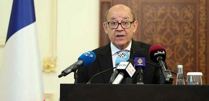 Fransa Suriye'den çekilme şartını açıkladı