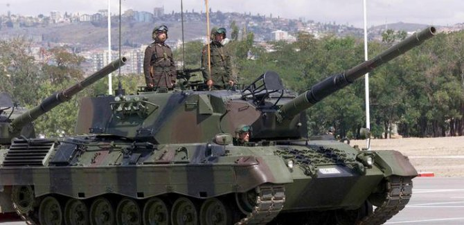 Almanya'dan Türkiye'ye silah ihracatı üç kat arttı