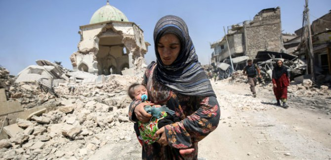 Af Örgütü: Koalisyon Irak'taki hatalarından ders çıkarmış olsaydı, Rakka'nın mutlak yıkımı önlenebilirdi