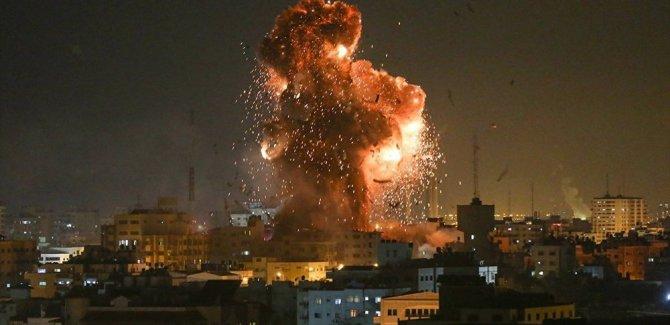 İsrail: 4 yıldır binlerce hedefe saldırı düzenledik