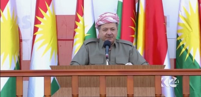 Rojava yönetimi Başkan Barzani'nin rol üstlenmesini istiyor