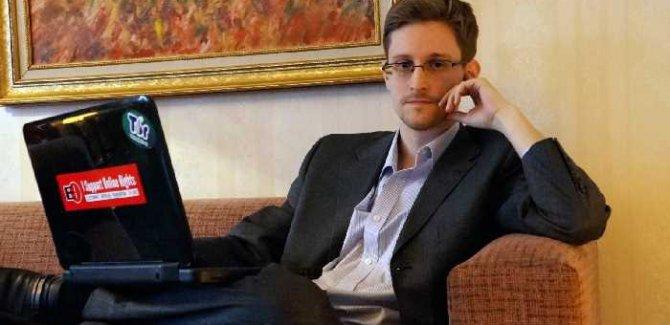 Snowden'den Kaşıkçı Cinayeti Açıklaması