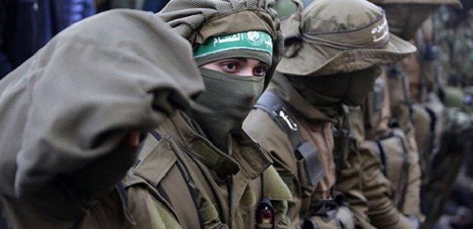 Kassam Tugayları İsrail'e ait sırları içeren ekipmanlar ele geçirdi