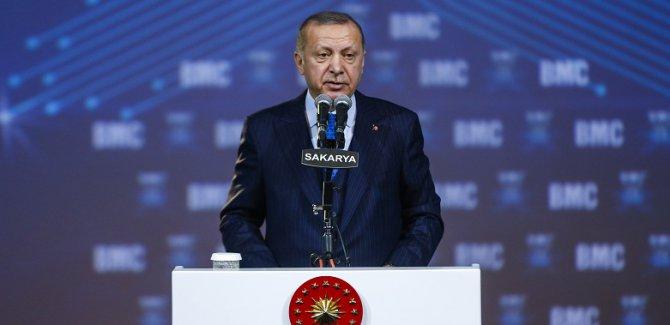 Erdoğan: Ortaklarımız bizi yarı yolda bıraktılar