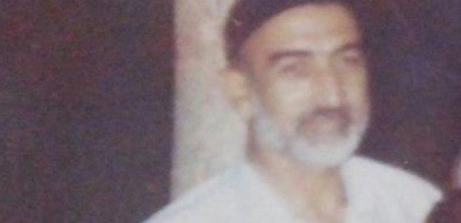 Seyda Molla Mansur Güzelsoy'u Rahmetle Anıyoruz
