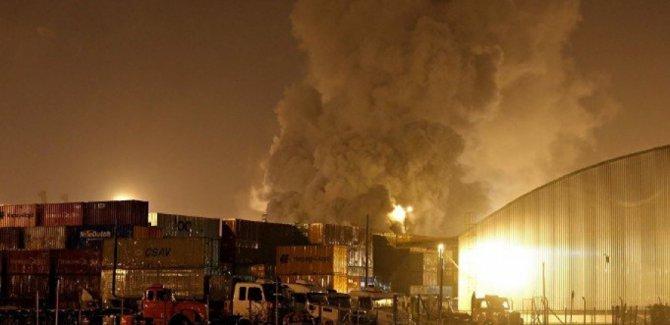 Boru hattında şiddetli patlama: 21 ölü, 71 yaralı