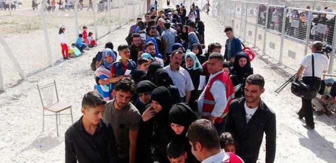 """""""ABD ve Kanada Nitelikli Suriyelileri Götürdü"""""""