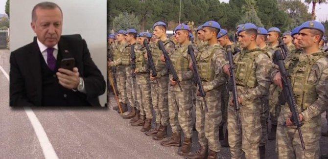 Erdogan: Têkoşîna me wê li Sûriyê dewam bike