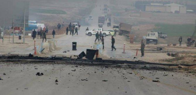 ABD/HSD ortak devriyesine saldırı: 8 ölü, 2 yaralı