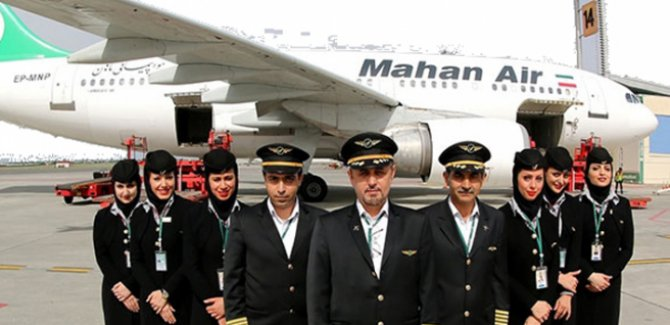 Almanya'dan İran'ın Mahan havayollarına yaptırım