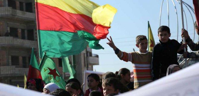 Suriyeli Kürtler Suriye'nin Özerk Bölgesi Olmaya Hazır