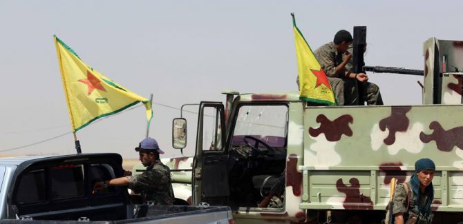 SOHR: 600 DEAŞ mensubu DSG'ye teslim oldu