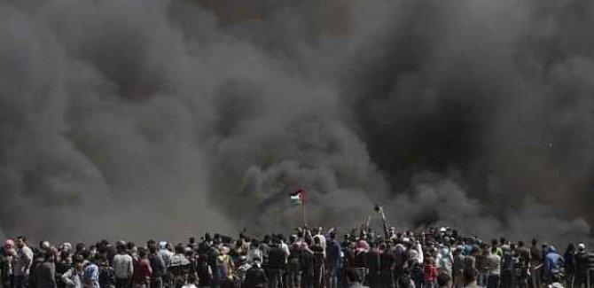 BM, Gazze Eylemlerinde Şimdiye Kadar Ölen Kişi Sayısını Açıkladı