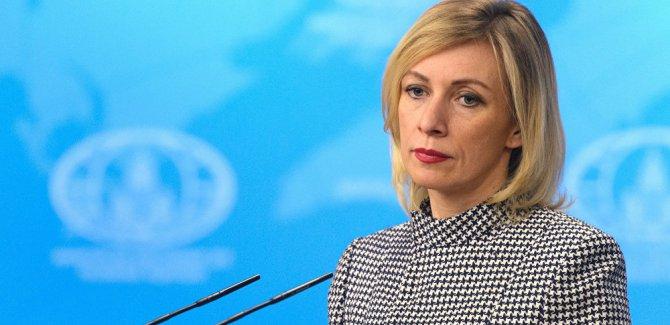 Zaharova: İdlib'le ilgili durum ciddi endişe verici