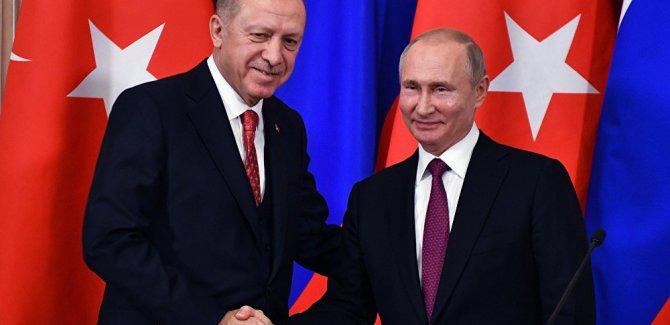 Putin ile Erdoğan: Şubat'ta üçlü zirve yapılacak
