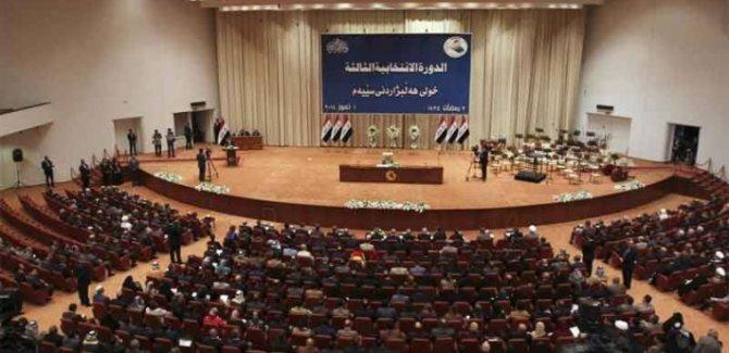 Irak Parlamentosu bütçe yasa tasarısının ilk maddesini onayladı