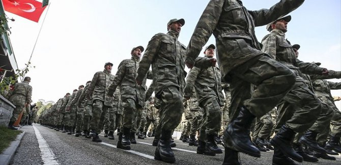 Yeni askerlik sistemi belli oldu