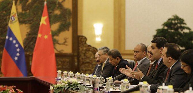 Çin: Dış müdahaleye karşıyız