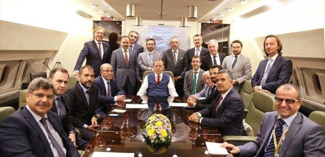 Erdoğan: Rusya da YPG'nin Menbiç'i boşaltacağını söylüyor
