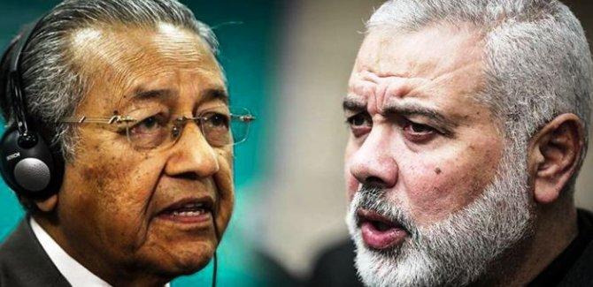 Mahathir Muhammed: Cani İsrail'e karşı Filistin direnişini destekleyeceğiz
