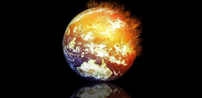 En sıcak dördüncü yıl 2018 oldu