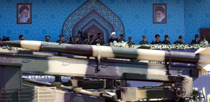 İran: Füzelerimizin kapasitesi müzakereye açık değildir