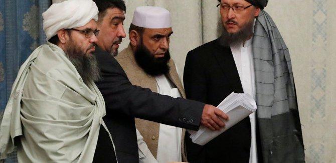 ABD ile Taliban'ın 6 günlük görüşmesi sona erdi