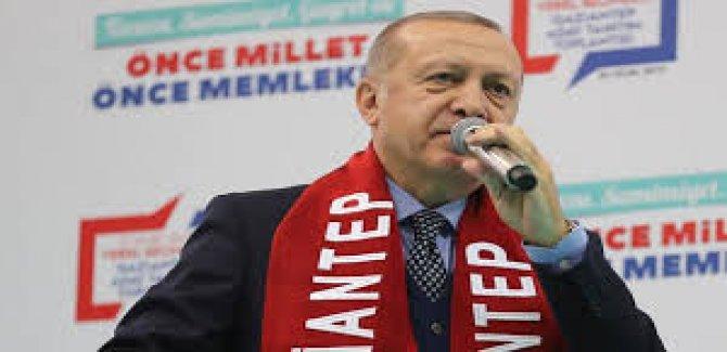 Erdogan: Li herêmê lîstokên veşartî hene