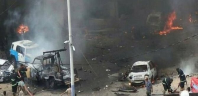 Yemen'de bombalı saldırı: 6 ölü, 20 yaralı