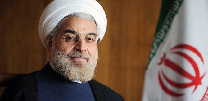 Ruhani: Büyük baskıyla karşı karşıyayız