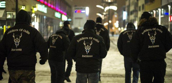 Kanadalı Müslümanların başı Odin Kurtları ile dertte