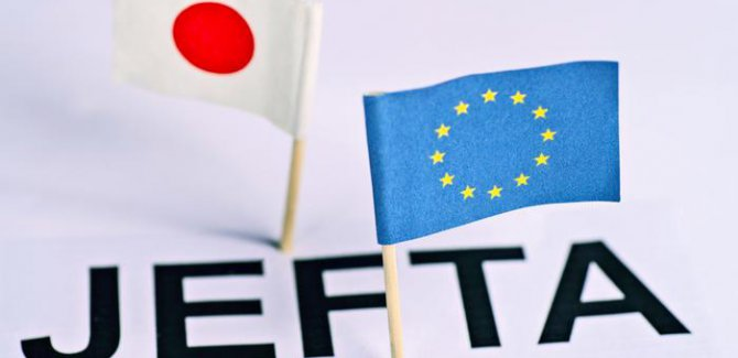 AB ve Japonya'dan dünyanın en kapsamlı anlaşması