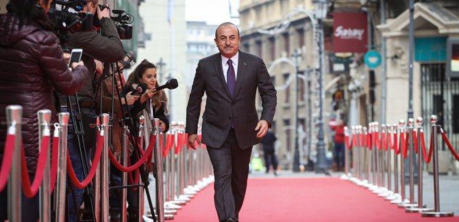 Çavuşoğlu: Müttefikimiz NATO'nun politikalarını destekliyoruz