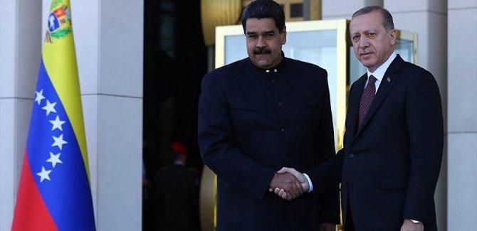 Türkiye: Venezüella'yla ilişkilerimiz uluslararası hukuk çerçevesinde
