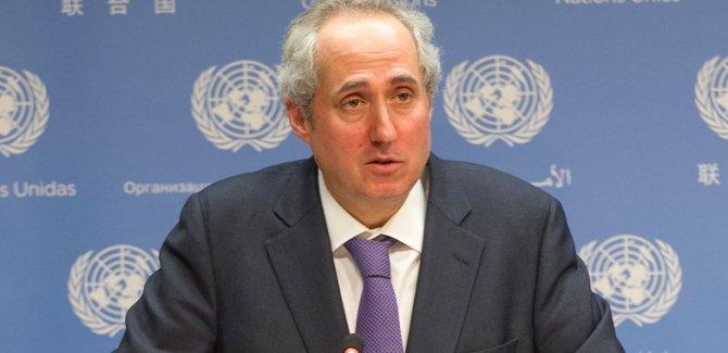 BM'den ABD'nin INF'den çekilmesine ilişkin açıklama