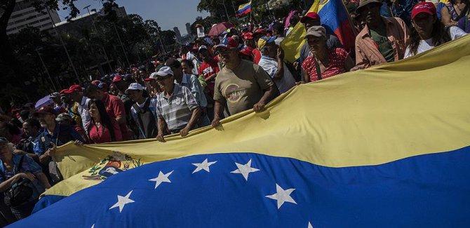 'ABD'nin Venezuela'ya askeri müdahalesinin an meselesi'