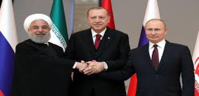 Kremlin: 3 lider Soçi'de Suriye'yi görüşecek
