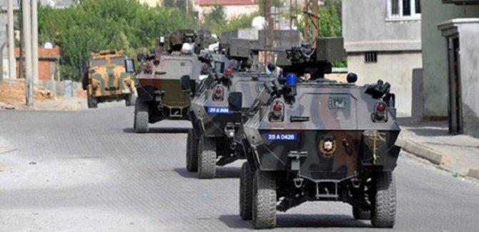Diyarbakır'da PKK'ye yönelik operasyon