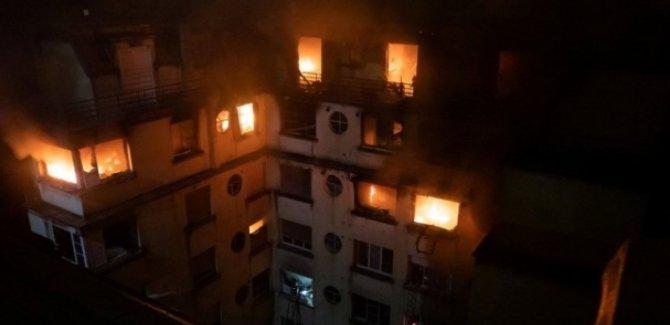 Fransa'da yangın: 7 ölü, 31 yaralı