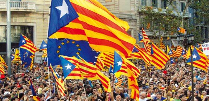 Katalonya'dan bağımsızlık için yol haritası