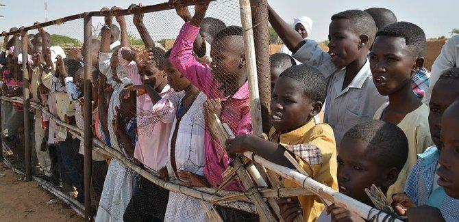 'Dünyadaki mültecilerin yüzde 97'si Afrika ve Asya'da'