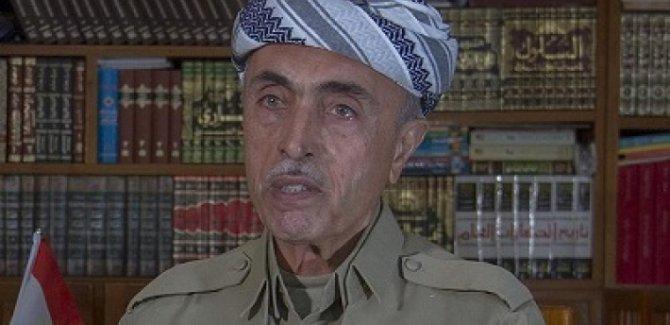 Zêbarî: Irak hükümeti ve koalisyon Peşmerge'nin Kerkük'e dönmesini istiyor