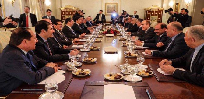 KDP ile KYB'den anlaşma