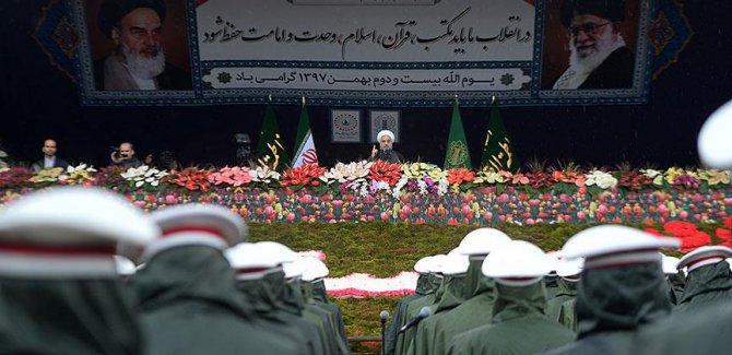 Ruhani: Füze üretimine devam edeceğiz