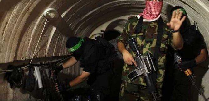 Gazze Tünellerinde Zehirli Gaz