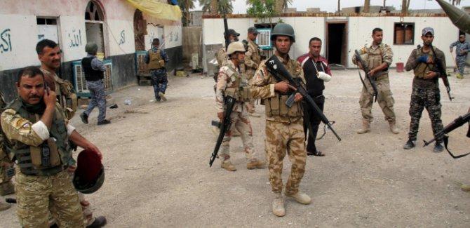 Irak'ta IŞİD'e ait hücre çökertildi: 186 gözaltı