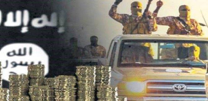 BM: IŞİD'in 50 ile 300 milyon dolar arasında rezervi var