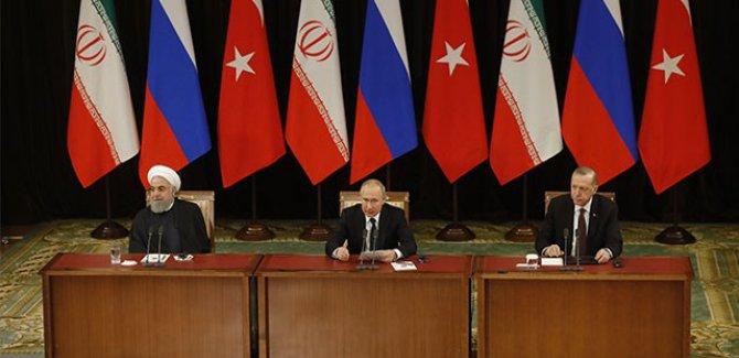 Erdoğan: Suriye'de çözüm umutları hiç bu kadar filizlenmemişti